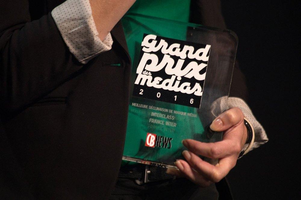 Grand prix médias - 2106
