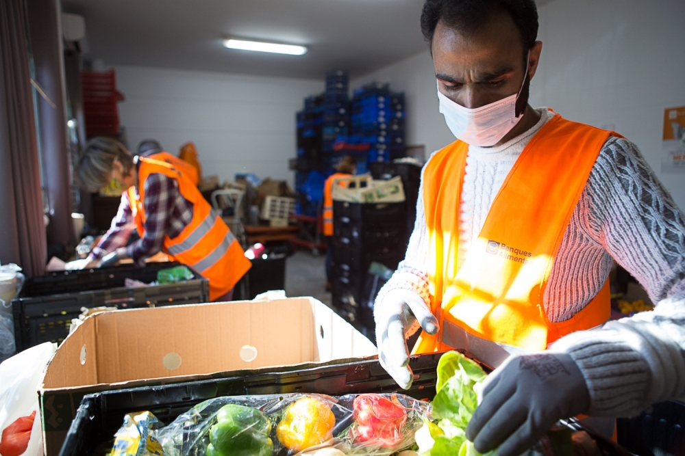 BANQUE ALIMENTAIRE - 2020